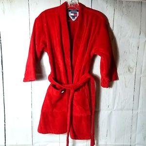 Tony Hilfiger Terry cloth robe